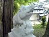 和気神社の狛猪