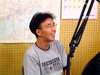 うれしそうにおはぎの話をする斎藤さん